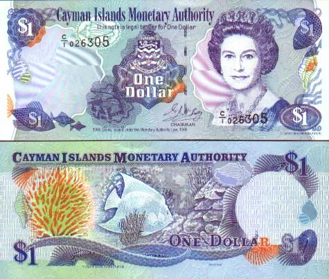 cayman dollar