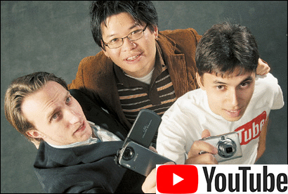 chad hurley steve chen dan jawed karim youtube 2