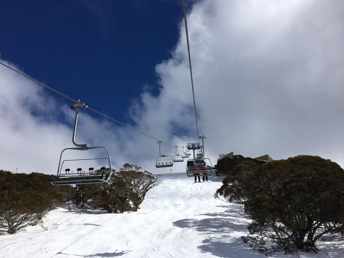 chair lift mt buller itinerary melbourne