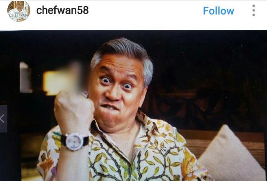 chef wan mengamuk tayang jari tengah 895