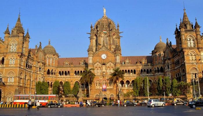 chhatrapati shivaj stesen kereta api paling cantik di dunia