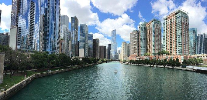 chicago bandar paling bersih di dunia