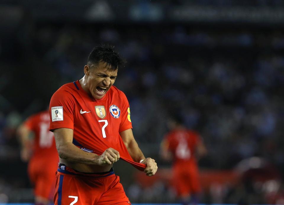 chile tidak tersenarai bermain piala dunia 2018