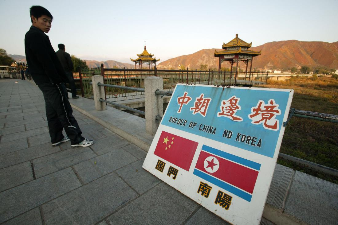 china dan korea utara sempadan negara paling bahaya di dunia 2