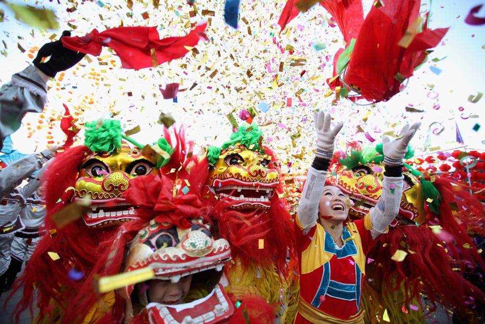 china festival sambutan