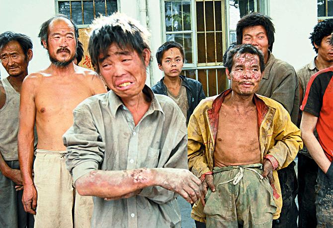 china negara paling tinggi populasi perhambaan moden 2