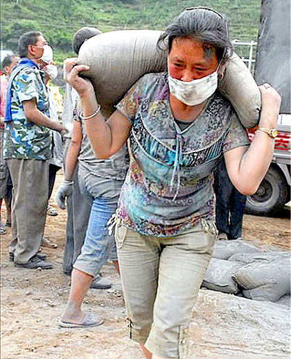 china negara paling tinggi populasi perhambaan moden