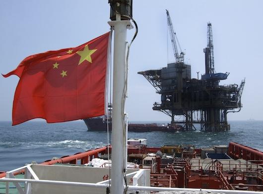 china negera pengeluar minyak paling besar di dunia