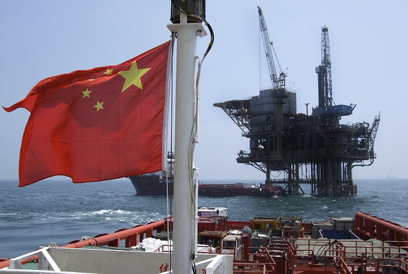 china pengeluar terbesar minyak mentah