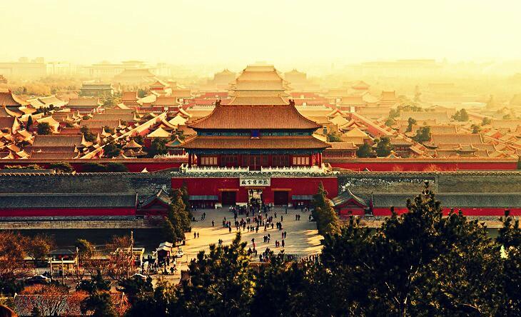 china sebuah negara yang besar dan unik