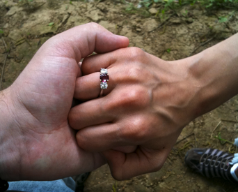 cincin kahwin priscilla chan