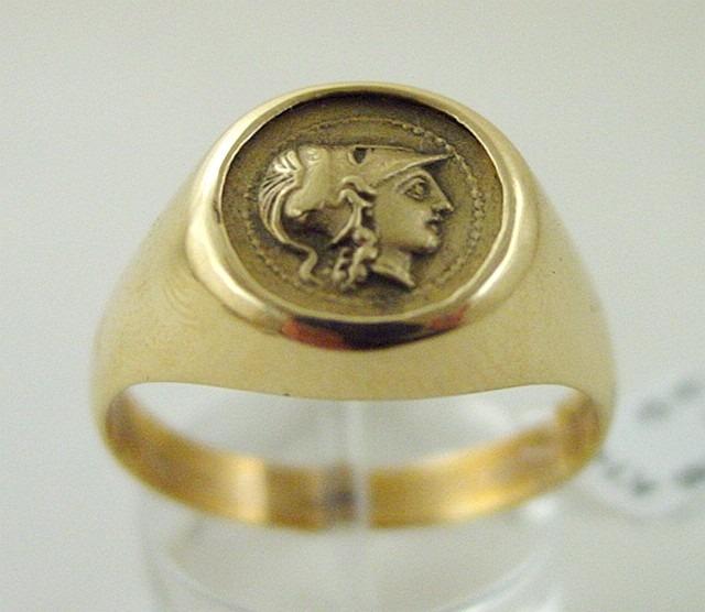 cincin rom purba