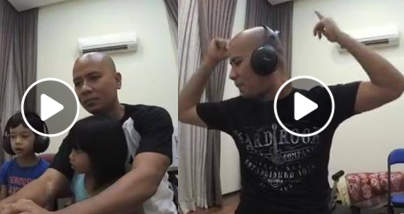 cipta kelainan faizal ismail buat radio dari rumah 52
