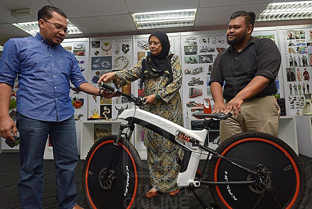 ciptaan basikal kayuh