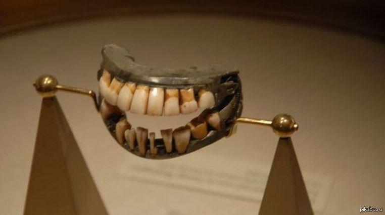 ciptaan gigi palsu pertama barang ini wujud lebih lama daripada yang kita sangka 3
