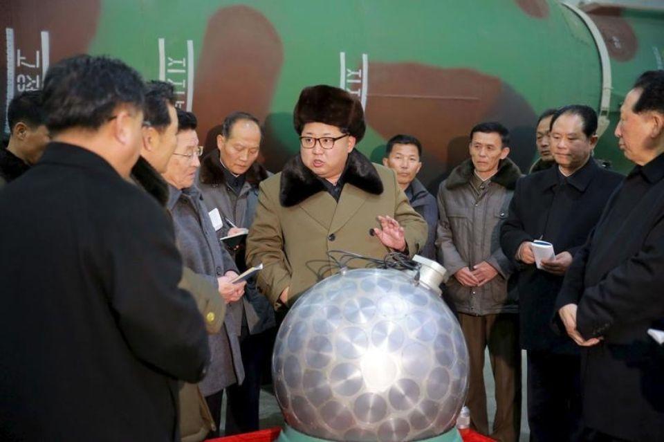ciptaan inovasi korea utara