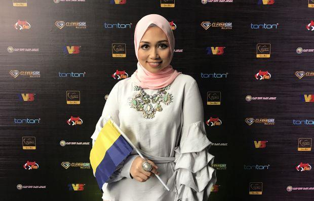 clever girl malaysia musim kedua disertai graduan oxford dan pelakon drama 1