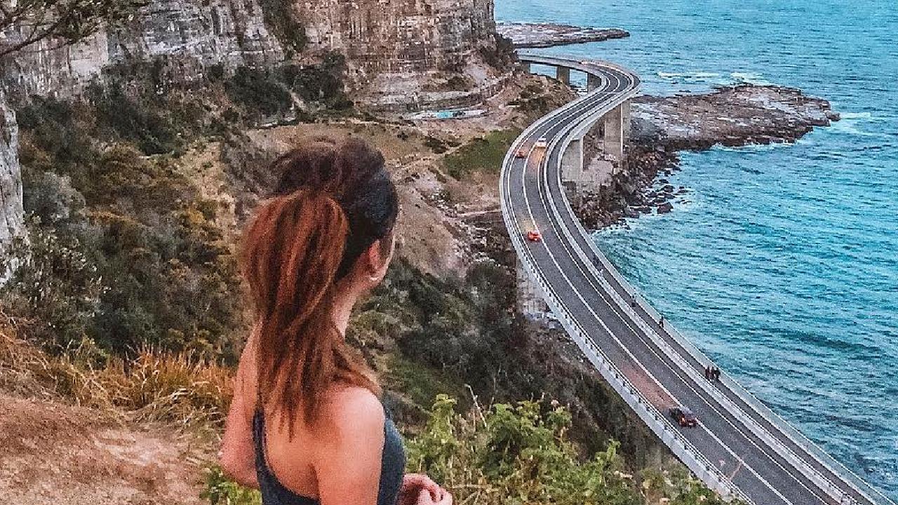 clifton tebing cenuram meragut nyawa di jambatan sea cliff