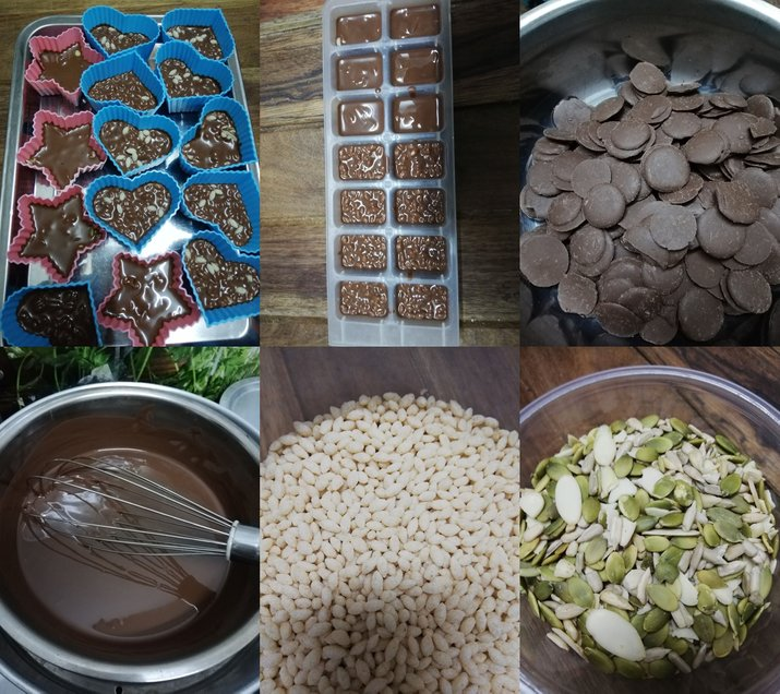 coklat homemade 1