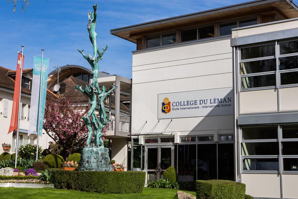college du leman internation school sekolah termahal di dunia