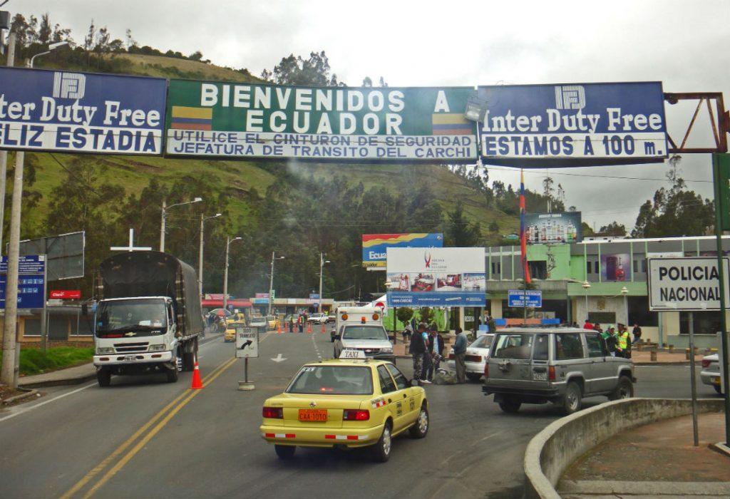 colombia dan ecuador sempadan negara paling bahaya di dunia 2