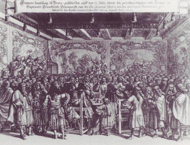 congress of breda perjanjian