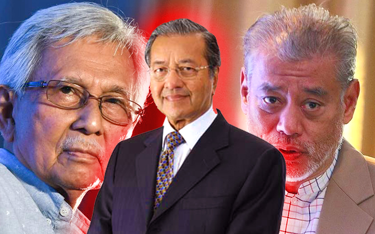 council of elders malaysia daim zeti jomo kuok