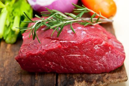 creatine dari daging merah
