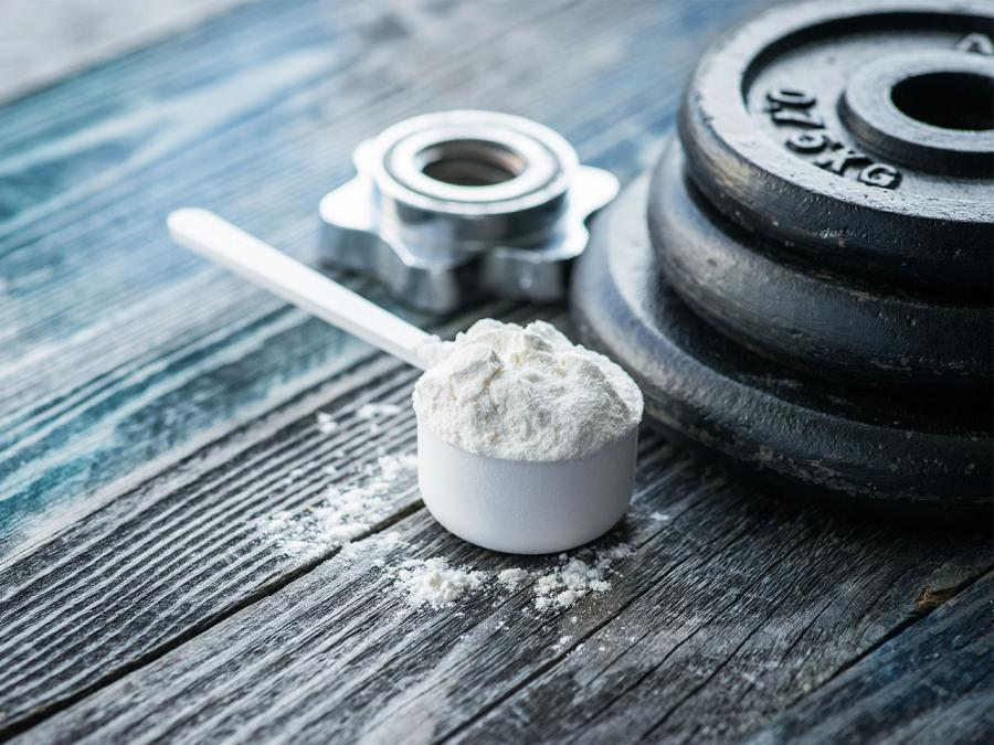 creatine powder tepung