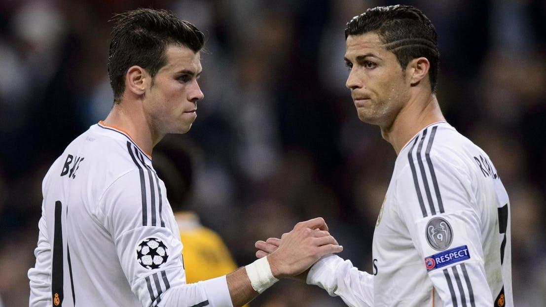 cristiano ronaldo dan gareth bale 10 rakan sepasukan bola sepak terkenal yang membenci sesama sendiri