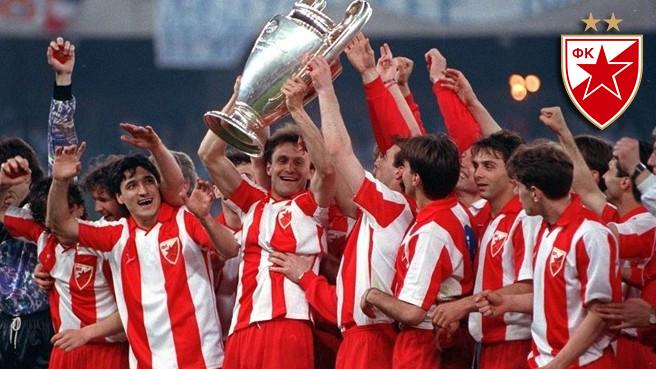 crvena zvezda red star belgrade menang uefa champions league