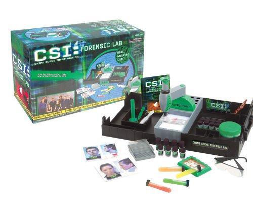 csi investigation forensics lab