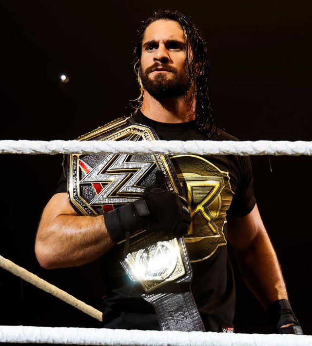 current champion seth rollins 29670