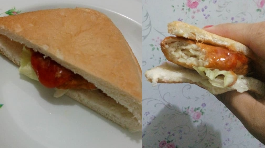 daging burger ayam homemade 1