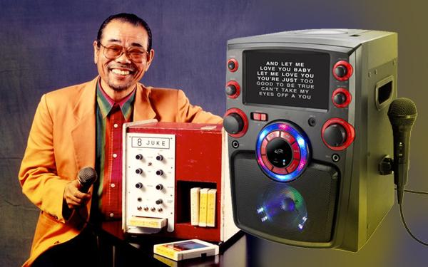 daisuke inoue pencipta mesin kotak karaoke