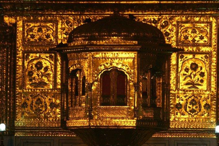 dalam golden temple