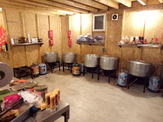 dapur kitchen in calais