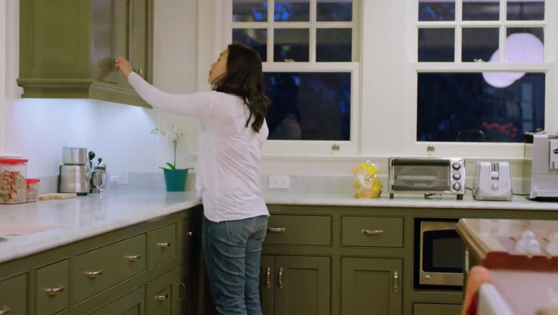 dapur mark zuckerberg minimal