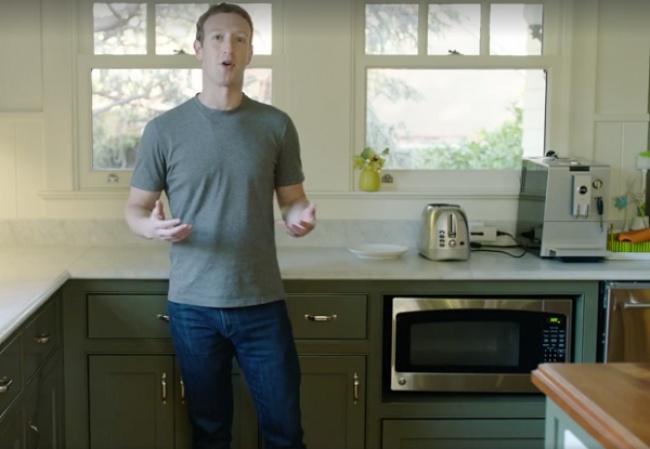 dapur mark zuckerberg tak banyak peralatan