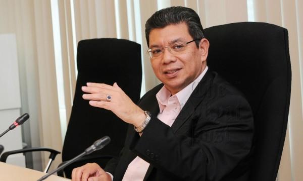 dato saifuddin abdullah menteri luar negeri yang baharu