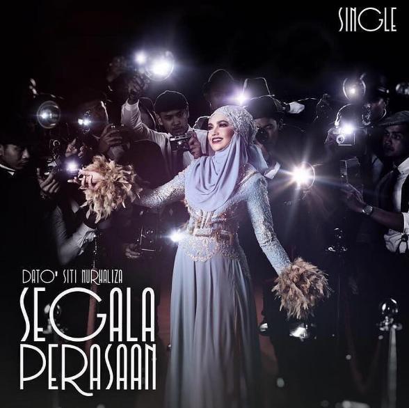 Lirik Lagu Dato' Siti Nurhaliza - Segala Perasaan