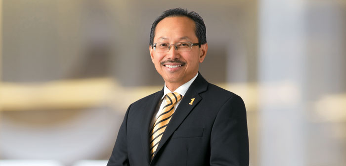 datuk seri abdul wahid omar gaji pemimpin tertinggi di malaysia