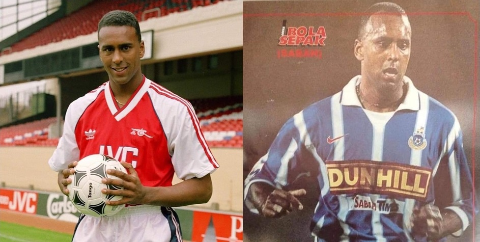 david rocastle arsenal rabun