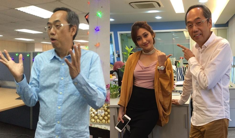 david teo nafi pelakon penentu kejayaan drama adaptasi novel