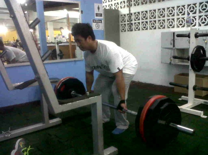deadlift 820