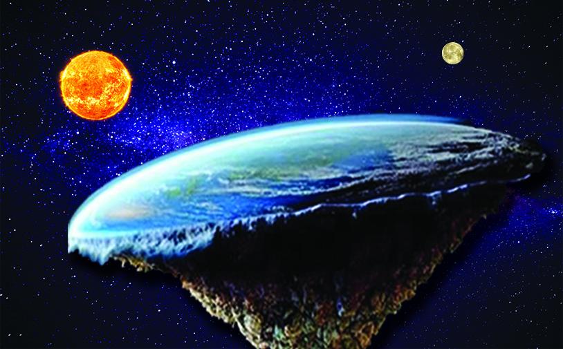 debunk 10 sebab teori flat earth bumi rata tidak boleh digunapakai menurut sains