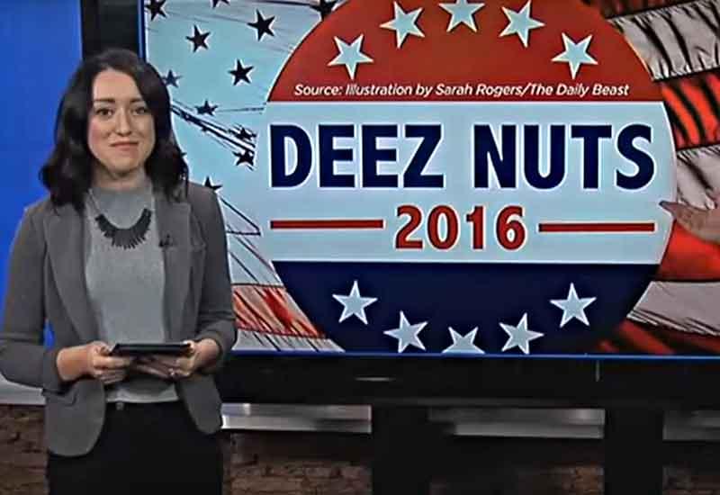 deez nuts sebagai calon presiden amerika syarikat