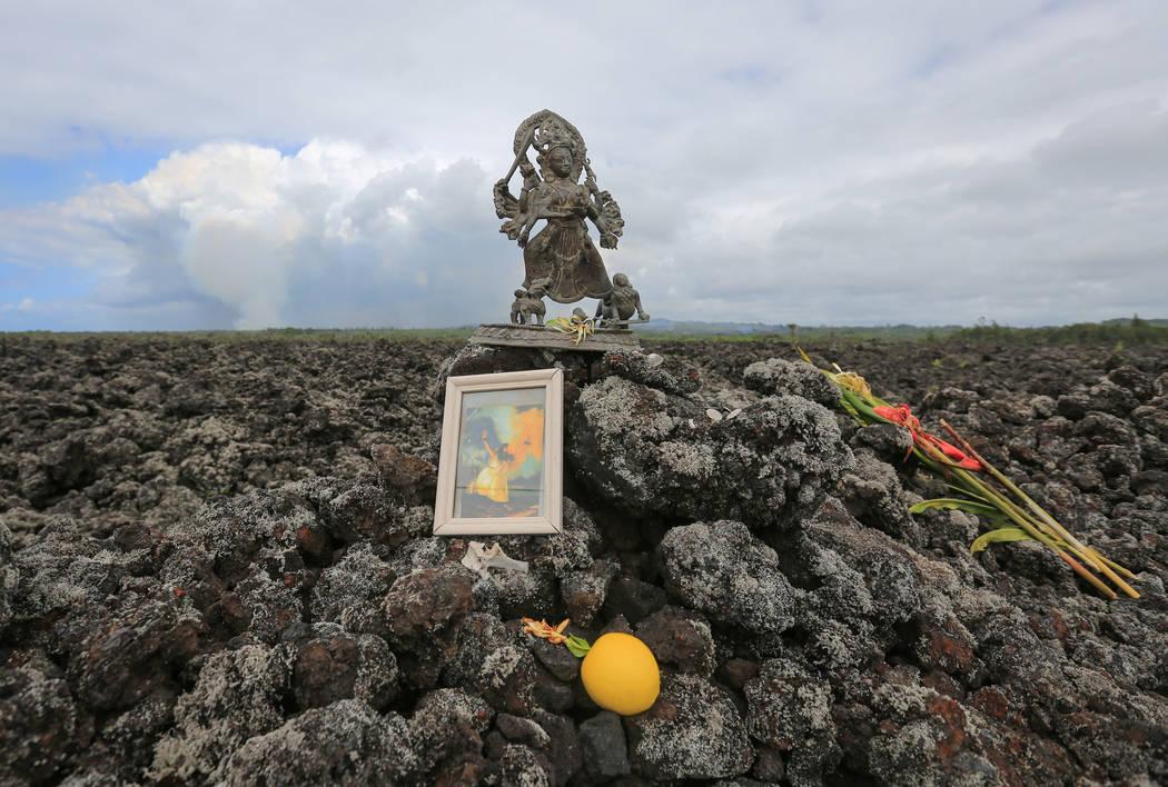 dewa gunung berapi