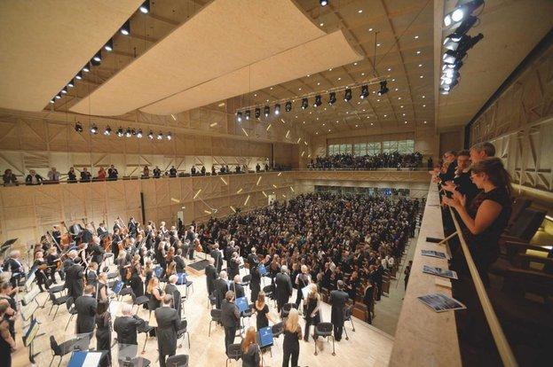 dewan konsert institut le rosey