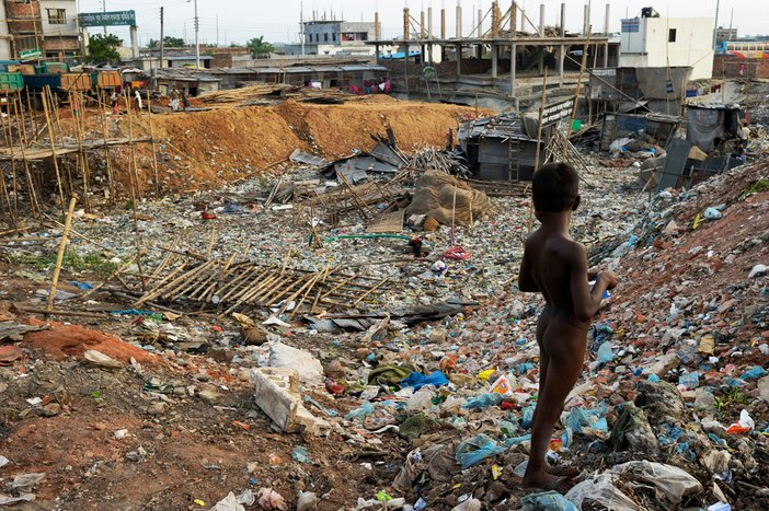 dhaka bandar paling kotor di dunia